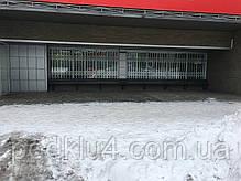 Раздвижные решетки на фасадное остекление, фото 3