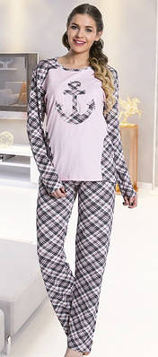 Домашняя одежда Lady Lingerie комплект 9258 L пижама