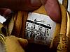 Женские кроссовки реплика Nike Air More Uptempo x Supreme Suptempo Metallic Gold 902290-700, фото 2