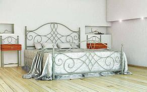 ✅Металлическая кровать Парма 160х190 см ТМ Металл-Дизайн, фото 2