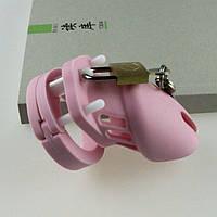 Пояс верности Chastity Devices Silicone Pink