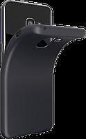 Силіконовий чохол Samsung Galaxy A8 Plus (2018) Чорний