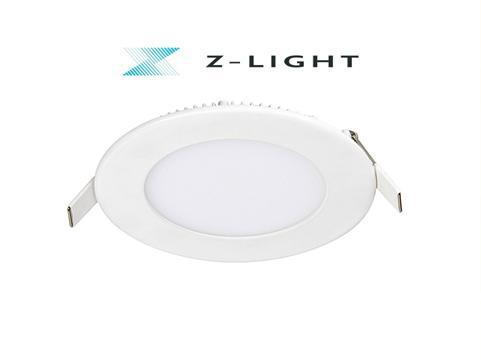 Светодиодный светильник 6W круглый врезной 4500K Z-light ZL2004