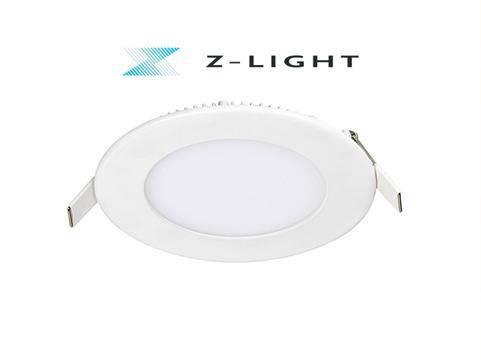 Светодиодный светильник 6W круглый врезной 4500K Z-light ZL2004, фото 2