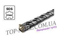 "Бур SDS-max Intertool - 40 х 1000 мм, ""Quadro"""