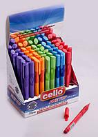 Ручка масляная CELLO FINE TOP для левшей, в ассортименте