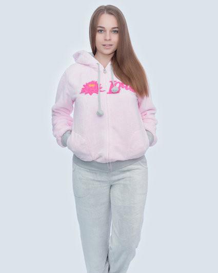 Женский пушистый костюм Лотос