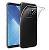 Силіконовий чохол Samsung Galaxy A8 Plus (2018) Прозорий