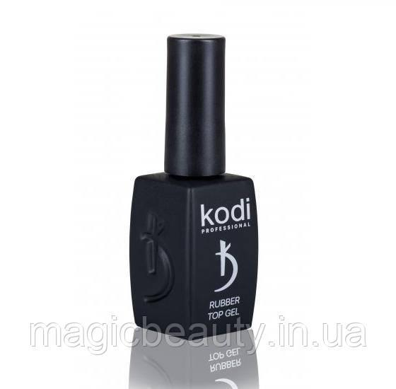 Kodi Rubber Top - Каучуковое верхнее покрытие для гель-лака 12 мл