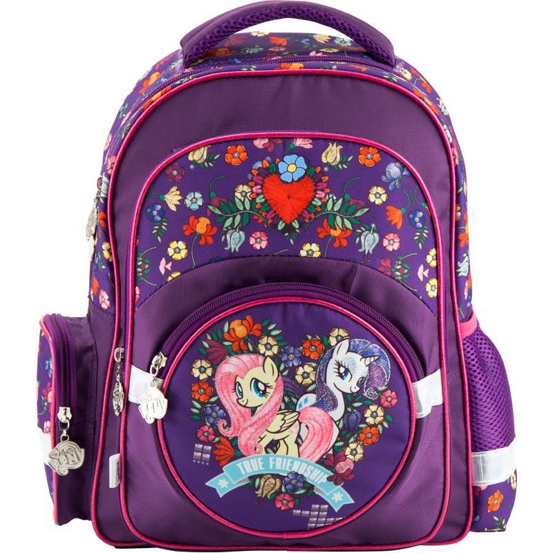 Рюкзак шкільний Kite My Little Pony LP18-525S