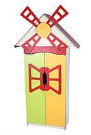 Стенка Цветочная Поляна №9 Мельница (920*320*1776h), фото 1