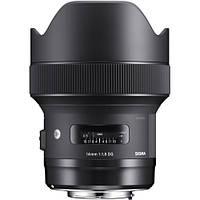 Объектив Sigma 14mm f1.8 DG HSM Art Lens for Sigma SA (450956), фото 1