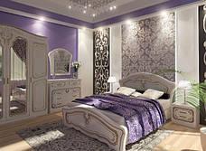 Кровать Альба (1,40 м.) (ассортимент цветов), фото 3
