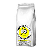 Свежеобжаренный зерновой кофе Coffee Smile Superior Blend