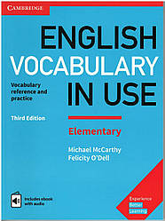 English Vocabulary in Use 3rd Elementary with Enhanced eBook