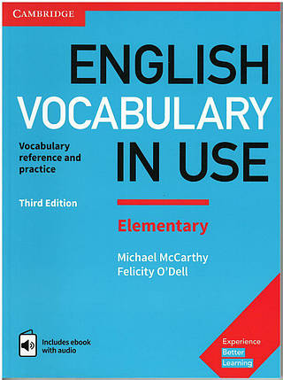 English Vocabulary in Use 3rd Elementary with Enhanced eBook, фото 2