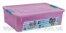 "Алеана Контейнер ""Smart Box"" с декором 14л. Pet Shop"