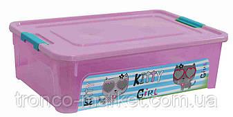 """Алеана Контейнер """"Smart Box"""" с декором 14л. Pet Shop, фото 2"""