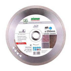 Алмазний відрізний диск для плиткорізу DISTAR 1A1R BESTSELLER CERAMIC GRANITE (250x1.7x10x25.4)