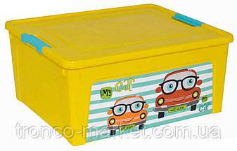 "Алеана Контейнер ""Smart Box"" с декором 7,9л. My car, фото 2"