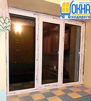 Доступная цена на монтаж и окна Windom Eco
