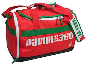 Сумка спортивная Panini Fit 360 красная 30 л 528-15