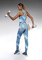 Спортивные женские легинсы BasBlack Energy (original), лосины для бега, фитнеса, спортзала