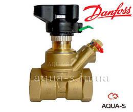 Клапан балансувальний Danfoss MSV-ВD DN 25 ручної для систем опалення (003Z4003)