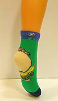 Детские носки с ярким 3-Д рисунком