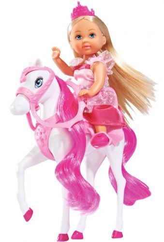 Кукольный набор Эви Принцесса и королевский конь Simba 5732833