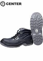 Ботинки кожаные CENTER OB1
