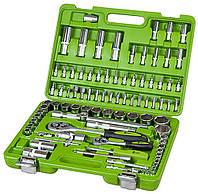 Универсальный набор инструментов Alloid НГ 4094П-6 - 94 предмета (6 гранет)