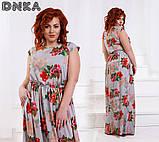 Платье с карманами от 42 до 56 р (2 цвета), фото 2