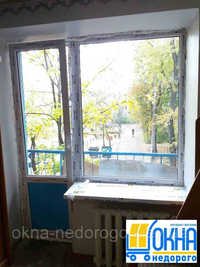 Балконный блок Windom Eco