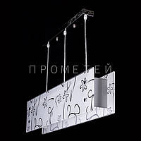 Люстра на 3 лампочки (хром) P3-3512A/3P/CR