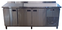 Холодильный стол трехдверный (1860х600 мм) Tehma
