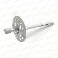Дюбель 10х120 с металлическим гвоздем и термоголовой