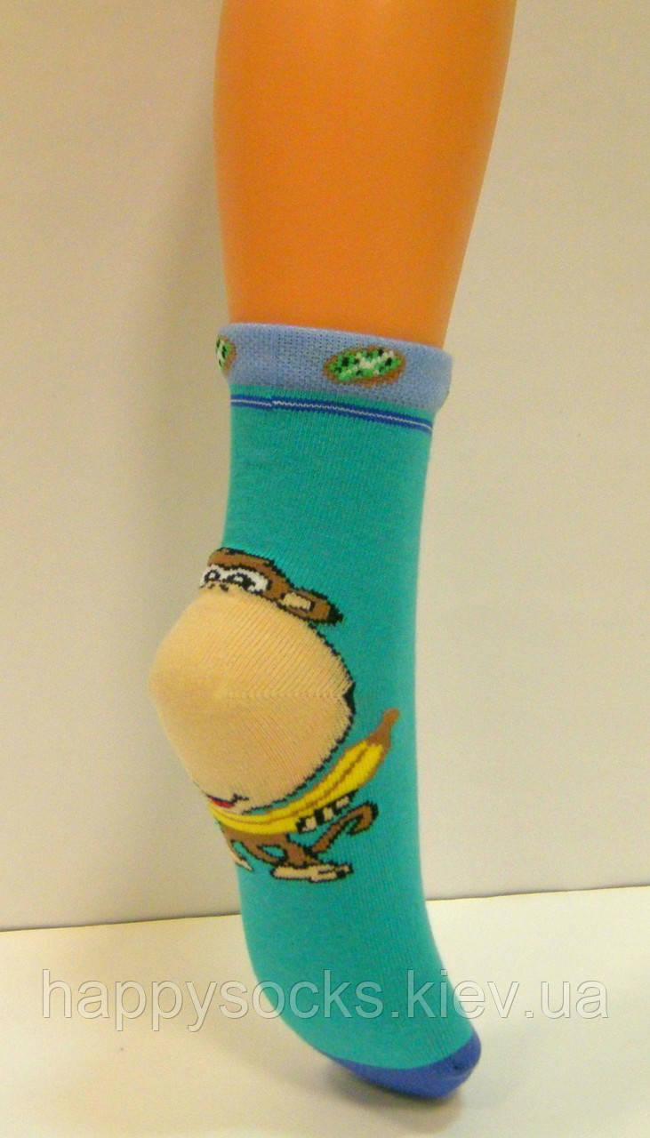 Цветные носки с ярким 3-Д рисунком детские