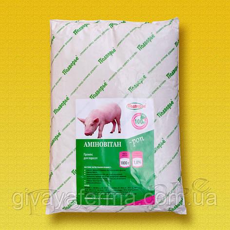 Премикс Аминовитан РОП поросята 0,5%, 25 кг витаминная добавка, фото 2