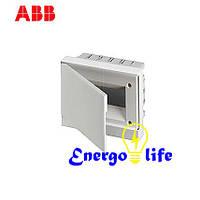 Щиток для автоматов ABB 12M, встроенный, серия Basic M, BEF401212 (1SZR004002A1104)
