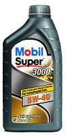 Моторное масло MOBIL SUPER 3000 5W40 1L