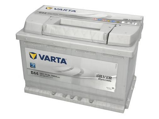 Аккумулятор VARTA SD 77Ah EN780 R+ (E44), фото 2