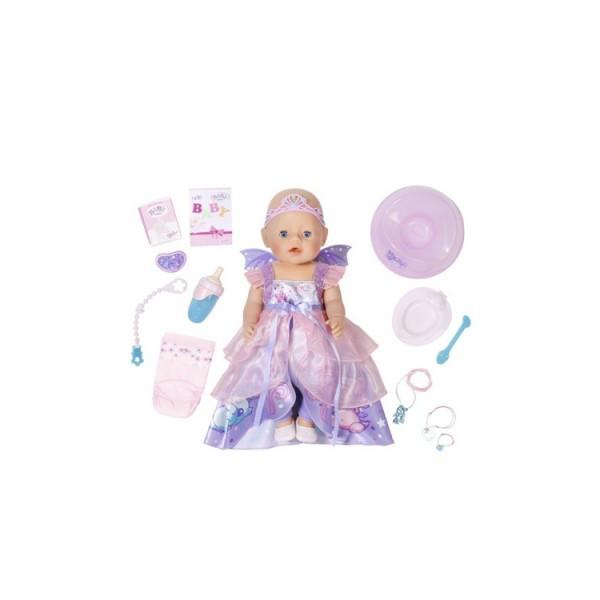 Кукла BABY BORN ПРИНЦЕССА-ФЕЯ 43 см с аксессуарами