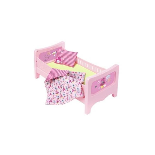 Кроватка для куклы BABY BORN Сладкие сны с постельным набором
