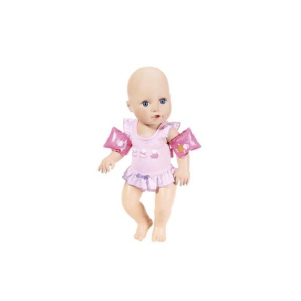 Интерактивная кукла BABY ANNABELL - НАУЧИ МЕНЯ ПЛАВАТЬ 43 см с аксессуарами