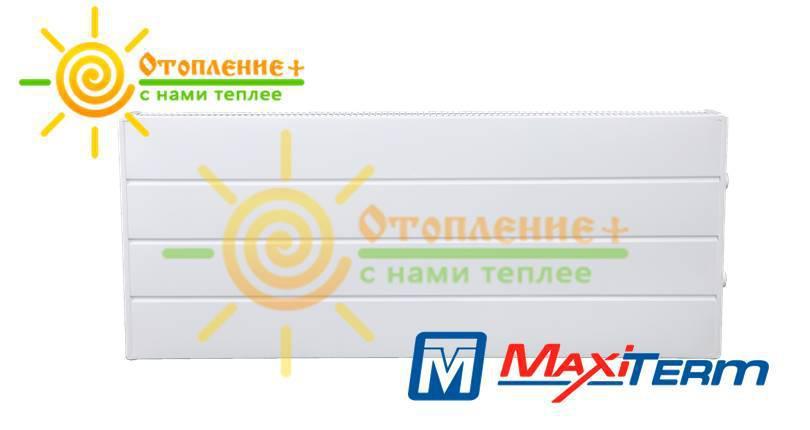 Радиатор MaxiTerm КНК-2-1000 стальной, трубчатый, боковое подключение