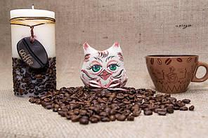 Кофейная игрушка на магните Vikamade Совушка