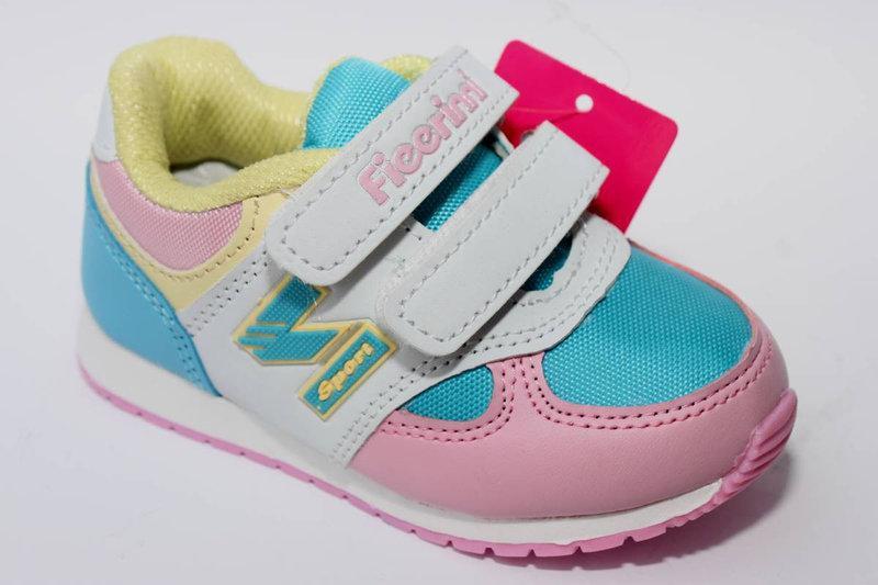 Кроссовки для девочки размер 28-17.3 см.