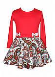 Нарядное платье на девочку Мадина (4-6 лет), фото 2