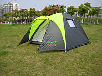 Палатка трехместная 1011 GreenCamp